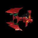 RM02 Hydraulic Adjustable Reversible Plough