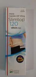 Slimtop 120 mg (Orlistat Capsules)