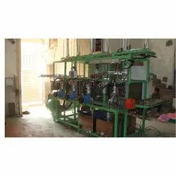 Multi Stage Spray Washing Machines