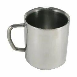 stainless steel coffee mug 200 ml