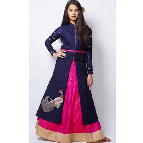 Girls Designer Gowns at Rs 1000 /piece | Long Gowns | ID: 15828598012