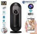 Safetynet Spy 4K New Hottest Wifi Air Freshener Camera Night-Vision Camera