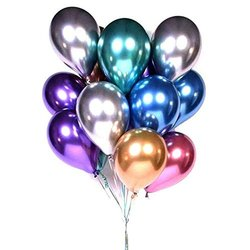 Metallic Balloon For Birthday Parties And Decorations