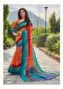 Ladies Cotton Silk Saree