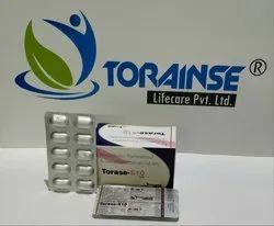 Aceclofenac 100mg Paracetamol 325mg Serratiopeptidase 10mg