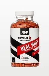 Real Whey Armour X -Scientifically Advanced Multivitamin Formula For Men