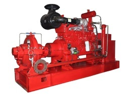 Fire Fighting Diesel Pumps