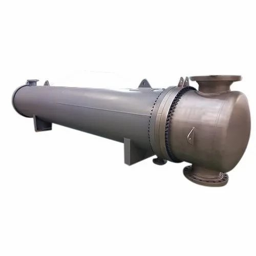 Steel Shell And Tube Heat Exchanger
