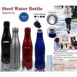 H 132 Steel Water Bottle