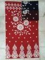 Printed Cotton Gujri Nighty Fabric
