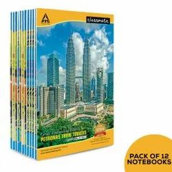 Itc Short Note Book 160 Page Hard, For School