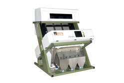 Zorba Series 3 Chute Rice Color Sorter