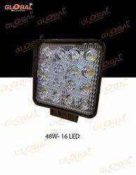 48 W 16 LED