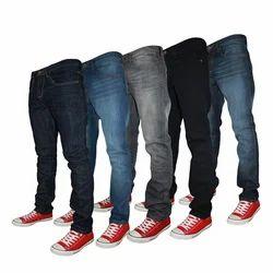 Casual Wear Mens Denim Jeans, Yes