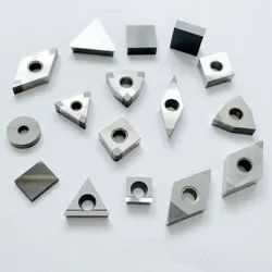 Various CBN Insert, For Hard Metal Cutting, Material Grade: Carbon Boron Nitrate