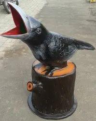 FRP Crow Dustbin