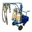 KisanKraft Milking Machine