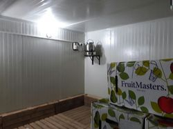 Fruit Ripening Cold Storage Room