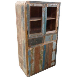 Wooden Reclaimed Cabinet