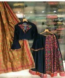 Stitched Garba Designer Navratri Chaniya Choli