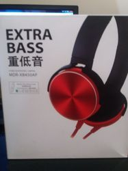 Extra Bass Headphone