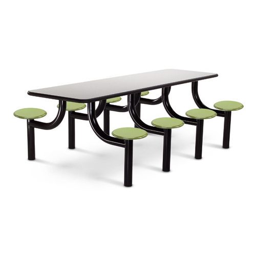 Canteen Table - Round Canteen Table Manufacturer from New Delhi