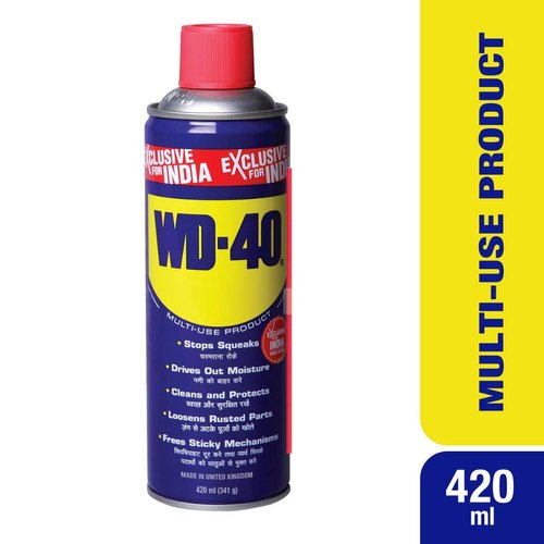Liquid Pidilite WD-40 Multiple Maintenance Spray - 420mL