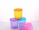 Mayur Square 500ml Plastic Container, For Food Storage
