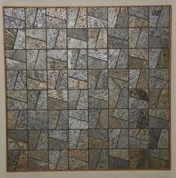 Green Quartzite Mosaic