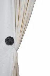 Round Magnetic Tieback