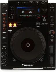 JBL and Pioneer BLACK and SILVER DJ CDJ Player