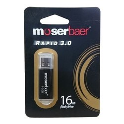 Moserbaer Rapid USB 3.0 16GB Pendrive