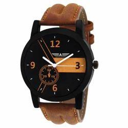 Gypsy Club Brown Mens Strap Watches, GCM175