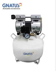 Gnatus BioQualy 0.75HP Air Compressors
