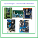 Project Based Development Special Purpose Machine And Automation