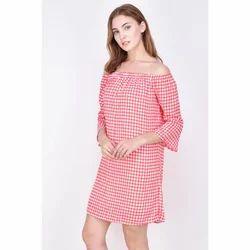 Branded Surplus Mini Dress