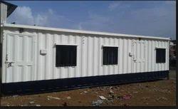 Rectangular Portable Cabins