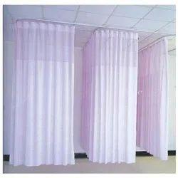 Plain Hospital Curtains