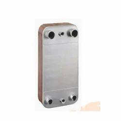 Nickel Brazed Plate Heat Exchangers, for Industrial