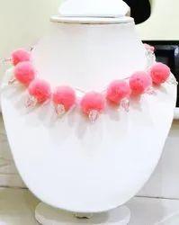 Pom Pom Jewelry For Women