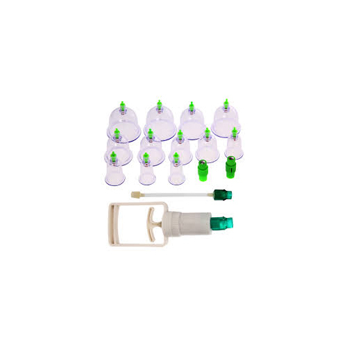Hijama Therapy Cupping Set