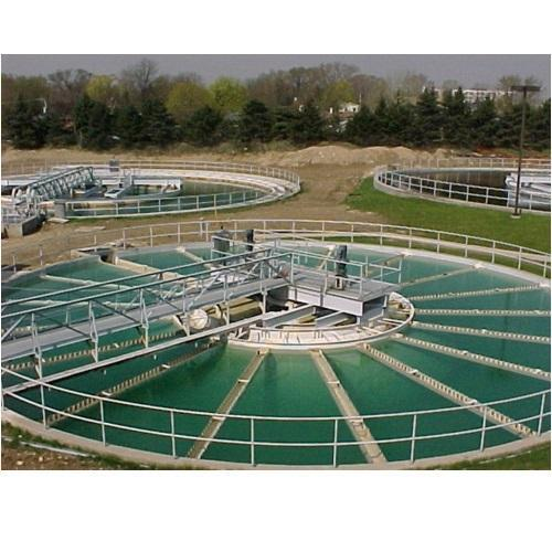 Industrial Wastewater Raw Wast Water Treatment Plant
