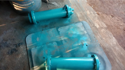 2tr Condenser and Evaporator Shell and Tube Units