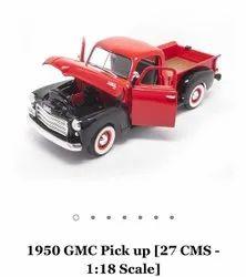 1950 GMC Pick up truck - Original Licensed - Scale Model - Die Cast