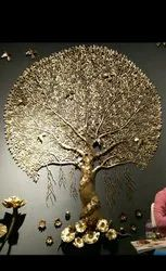 Brass Tree of Life