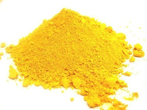 Yellow Iron Oxide Color
