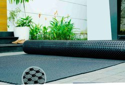 6 Ft Wide X 33 Ft Long - Broadway Mini Holes Non Skid Matting