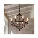 Rustic Hanging Light