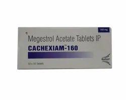 Cachexiam Megestrol Acetate Tablets IP, Radiant, Prescription