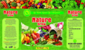 Nature Grow Packaging Pouch